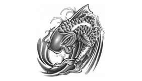 Significado tatuaje carpa koi 1 Tatuarteorg