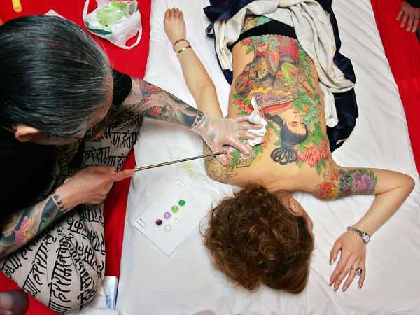 Tatuaje Japones Origen Significado E Historia 1 Tatuarte Org